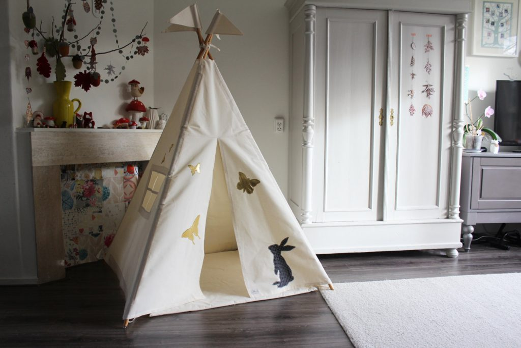 Tipi Hase Schmetterling